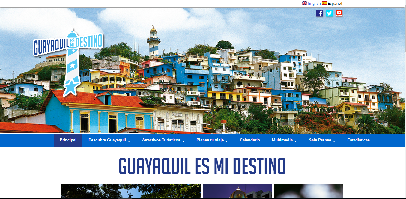 Guayaquil es mi destino